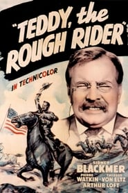 Poster Teddy the Rough Rider 1940
