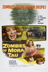 Poster Zombies of Mora Tau 1957