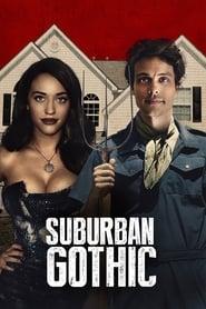 Poster Suburban Gothic 2014