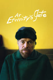 Poster At Eternity's Gate