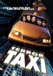 Poster del film Terror Taxi