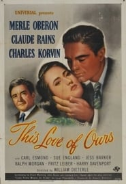 Affiche de Film This Love of Ours