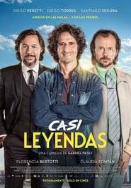 Casi leyendas (2017) online