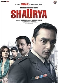 Shaurya 2008 Hindi Movie BluRay 400mb 480p 1.2GB 720p 4GB 11GB 14GB 1080p