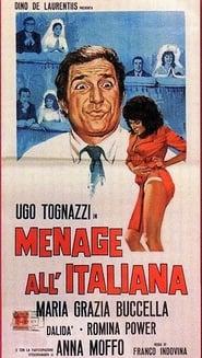 Menage Italian Style (1965)