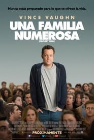 Una familia numerosa (2013) | ¡Menudo fenómeno! | Delivery Man