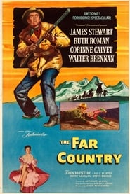 Poster The Far Country 1954