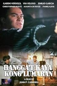 Hangga't Kaya Kong Lumaban 1998