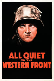 Poster All Quiet on the Western Front 1930