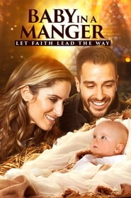 Poster Baby in a Manger 2019