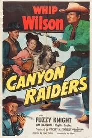 Canyon Raiders 1951