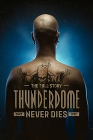 Thunderdome Never Dies poster (1400x2100)