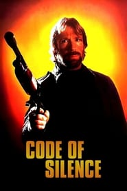 Poster Code of Silence 1985