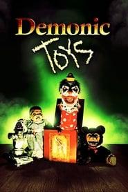 Poster Demonic Toys 1992