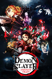 Poster Demon Slayer - Kimetsu no Yaiba - The Movie: Mugen Train 2020