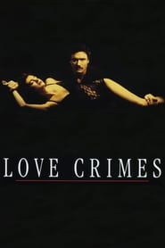 Poster Love Crimes 1992