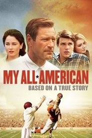Poster for My All American