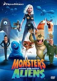 Monsters vs Aliens: Creature Features