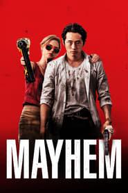 Poster Mayhem 2017