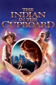 Poster for The Indian in the Cupboard