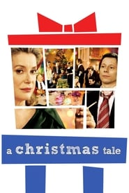 Poster A Christmas Tale 2008