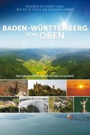 Baden-Württemberg von oben 2015