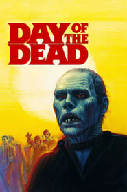 Poster Day of the Dead 1985