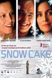 Poster Snow Cake 2006