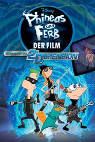 Phineas und Ferb - Quer durch die 2. Dimension 2011