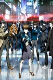 Psycho-Pass Saison 2 Episode 10
