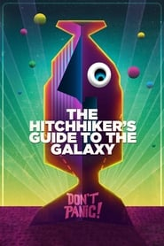 Poster The Hitchhiker's Guide to the Galaxy 1981