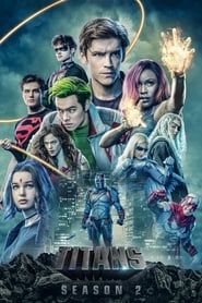 Titans Season 2 Episode 12
