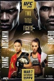 UFC 248: Adesanya vs. Romero - Early Prelims 2020