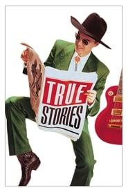 Poster for True Stories