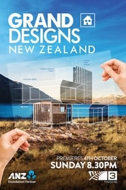 Poster Grand Designs New Zealand 2019