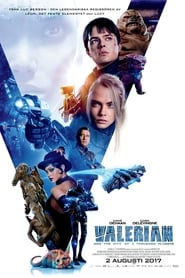 Titta Valerian and the City of a Thousand Planets