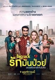 ดูหนัง The Big Sick (2017) รักมันป่วย ซวยแล้วเราเข้ากันไม่ได้