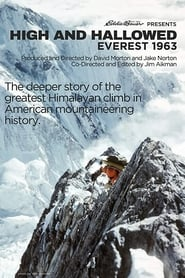 High and Hallowed: Everest 1963 2013