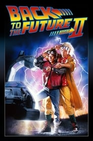 Poster for Back to the Future Part II