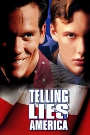 Poster for Telling Lies in America