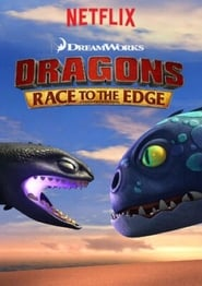 Poster Dragons: Race to the Edge 2018