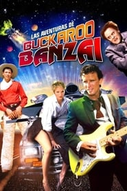 Las aventuras de Buckaroo Banzai (1984) | The Adventures of Buckaroo Banzai Across the 8th Dimension