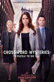 The Crossword Mysteries A Puzzle to Die For (2019) Watch Online Free