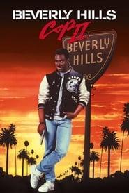 Poster Beverly Hills Cop II 1987