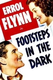 Poster Footsteps in the Dark 1941