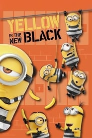 Minions Yellow is the New Black poster