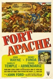 Poster Fort Apache 1948