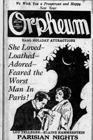Parisian Nights 1925