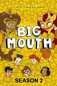 Big Mouth: Temporadas 2