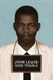 Poster John Lewis: Good Trouble 2020